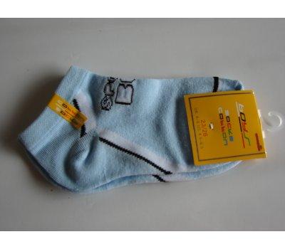 Chlapecké ponožky 727-7046 23/26
