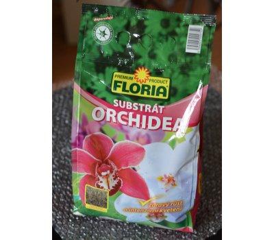 774 substrát orchideje