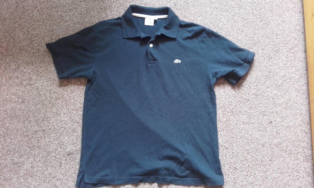 0a4deb8378 Pánské tričko Lacoste Lacoste. prev