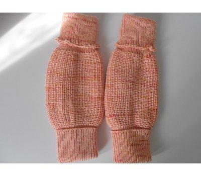 Dívčí návleky na nohy merino