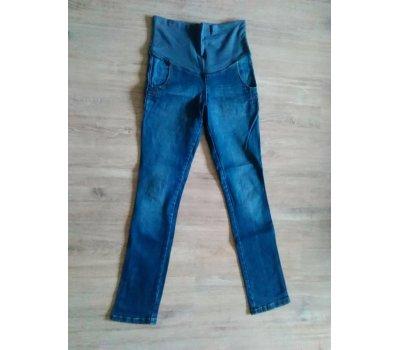 Dámské tehotenske jeans Branco