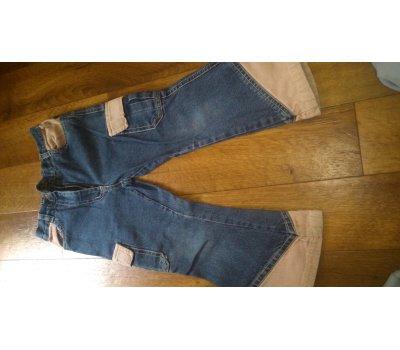 Dívčí jeansy Pretty
