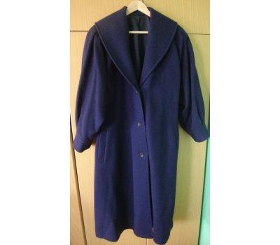Dámský zimní kabát vel. UNI (vhodný i pro těhotné)