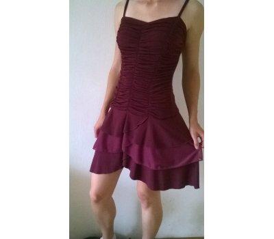 Krátké večerní šaty La Belle (USA)