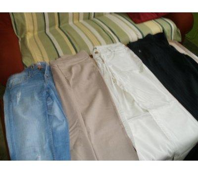 VÝPRODEJ - ČTVERY Dámské kalhoty