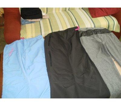 VÝPRODEJ- troje kalhoty
