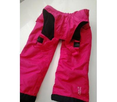 Dívčí kalhoty Lupilu - oteplováky