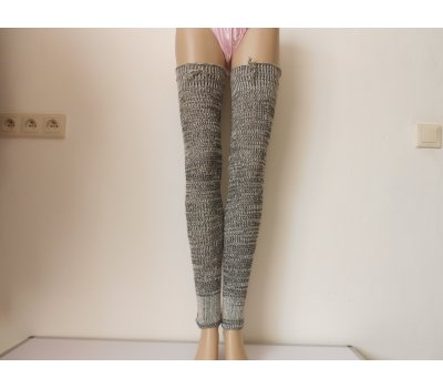 Dámská návleky na nohy s merinem