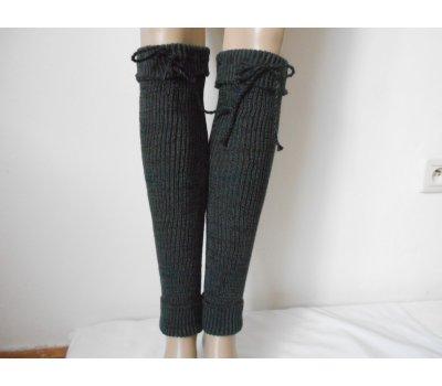 Dámské návleky na nohy s vlnou