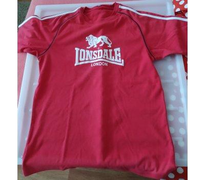 Pánské tričko Lonsdale