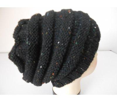 Dámská čepice 50% merino