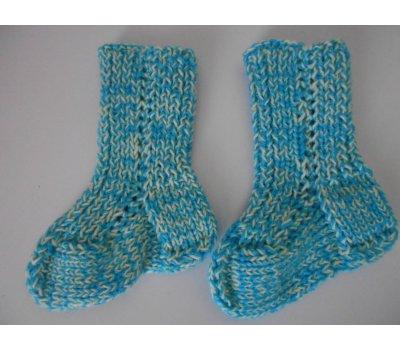 Teplé ponožky s merinem