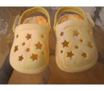 Dětské nazouváky-Cross botičky-