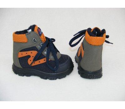 Kvalitní kotníčkové boty Ricosta - Sympatex