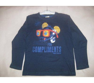 Chlapecké triko Tom Tailor