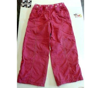 Dívčí kalhoty Next roll up