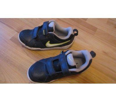 Kožené boty NIKE Nike