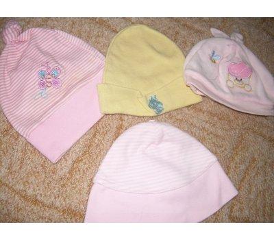 Kojenecké čepice