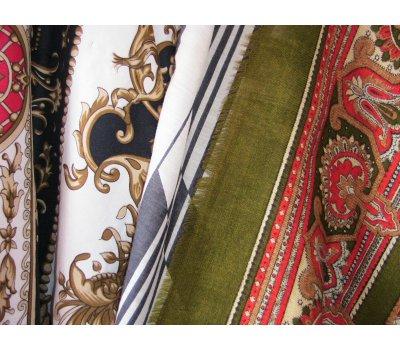 Dámské šatky -cena za kus