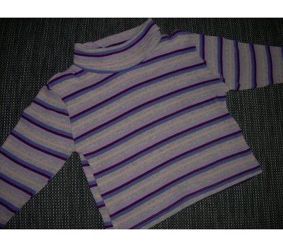 Dívčí triko - rolák