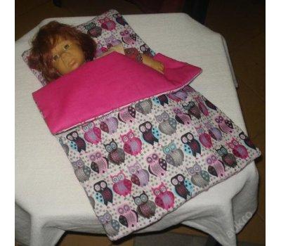 Peřinky do postýlky, kočárku pro panenky