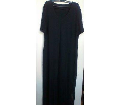 Dlouhé dámské šaty Stretch