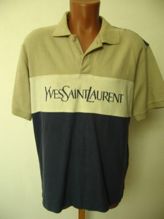 a0d0bfb14222 Pánské tričko Yves Saint Laurent. Pánské ...