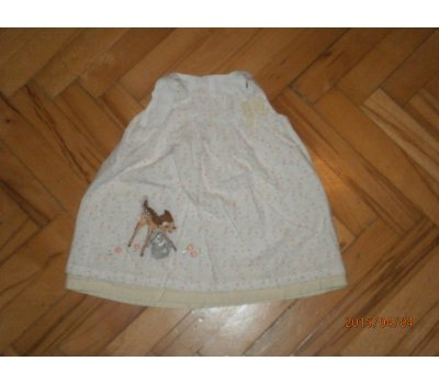 Šaty George Disney velikost 68 George