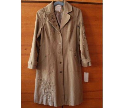 Dámský kabát Bonaparte 9e3701e6cd6